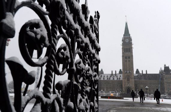 Parliament Hill Fire Unsolved After A