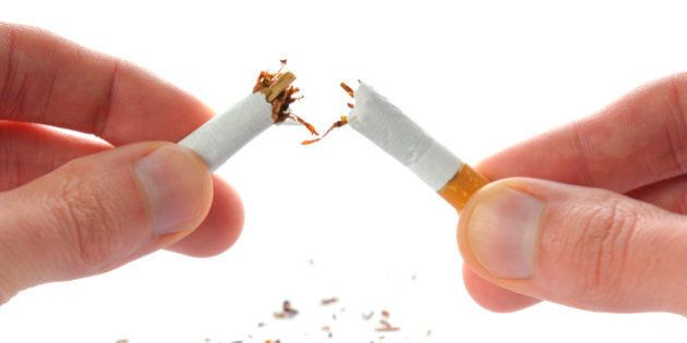 Texting Convinces People To Quit Smoking: