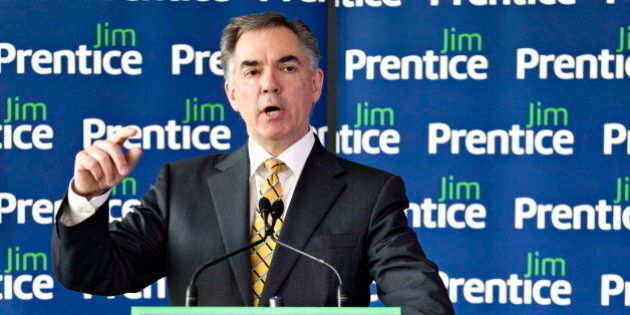 Alberta PC Candidate Jim Prentice Questioned On Commitment To Public Health