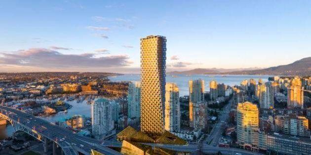Vancouver Condo Sales Will Help Build Homes In