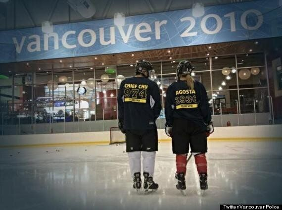 Olympian Meghan Agosta Joins Vancouver