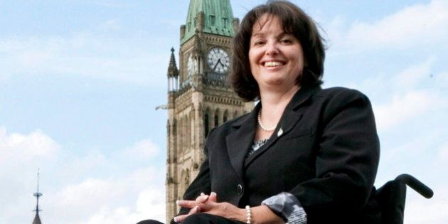 Manon Perreault, NDP MP, Suspended From Caucus Over Criminal
