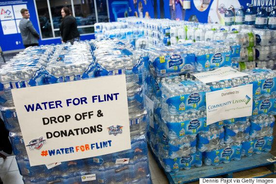 Lead In Canadian Pipes Too, Flint Is Not Alone: