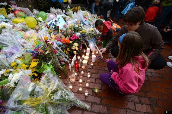Moncton RCMP Shooting Vigil Draws Hundreds Of Mourners