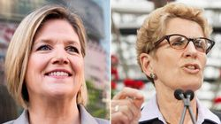 Hudak, Horwath Attack Ontario Liberals Over Gas