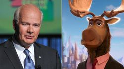 Peter Mansbridge Finally Gets His Disney