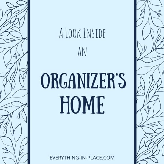 How A Professional Organizer Tidies Up Under The