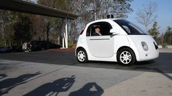 Cops Pull Over Google Self-Driving Car For Driving Too
