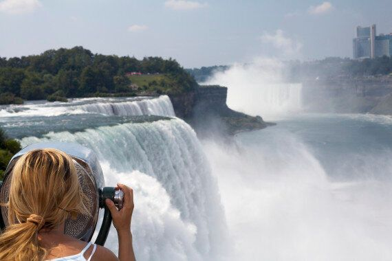Plan To Dry American Niagara Falls Could Boost Canadian
