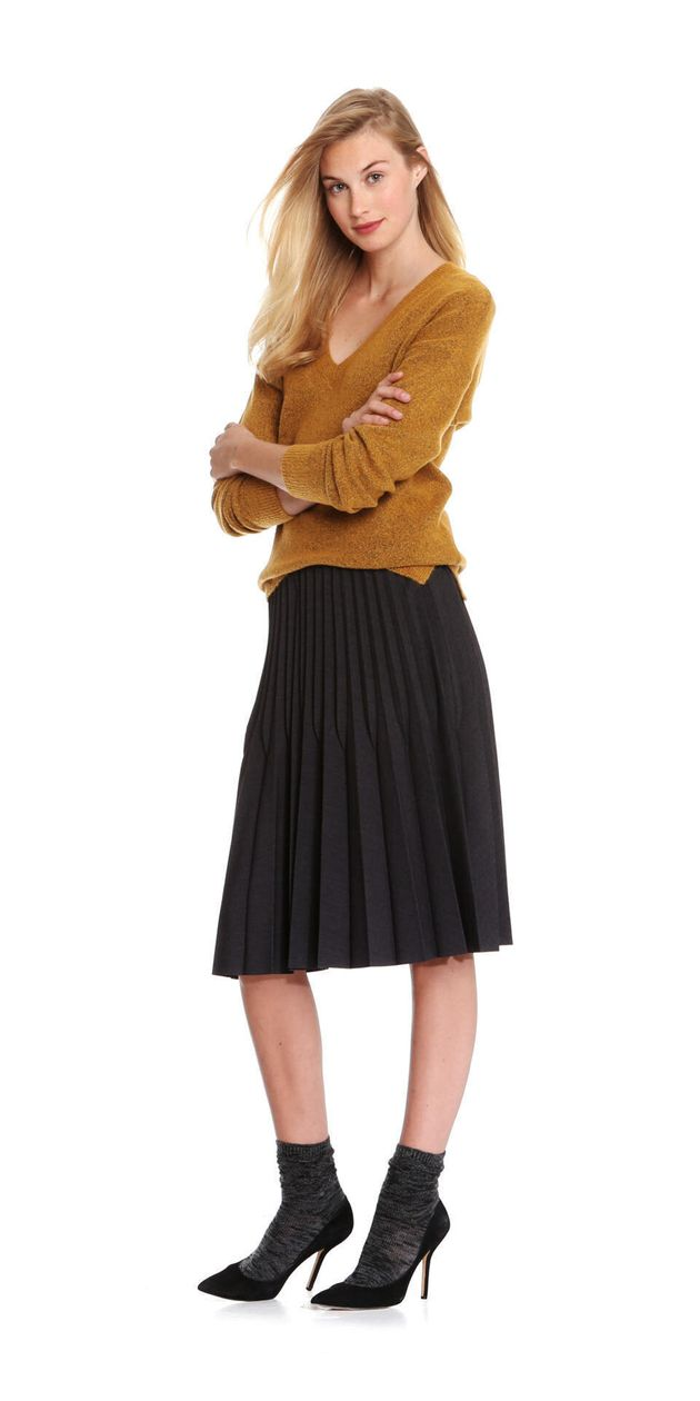 Style Rescue: How To Pair Boots With Skirts and