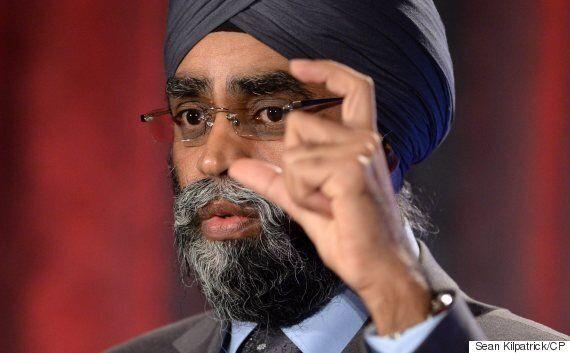Harjit Sajjan: Canada's Iraq Plan Won't Repeat Mistakes Of Afghan