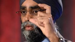 Sajjan Vows Mistakes Of Afghan War Won't Be