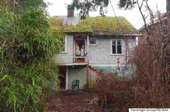 Vancouver Teardown Home Hits The Market For Over $2