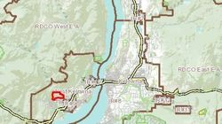 West Kelowna Wildfire Forces