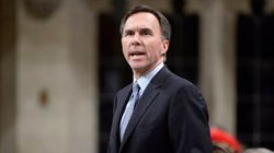 Hard-Hit Alberta May Apply For Federal Relief, Morneau
