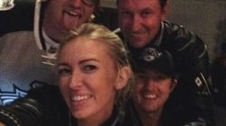 Paulina Gretzky Posts Ultimate