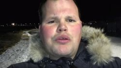 Frankie MacDonald Has Hands Down The Best Winter Weather
