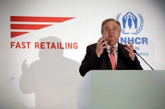 Antonio Guterres, Former UN Refugee Chief, Calls Canada 'Honest
