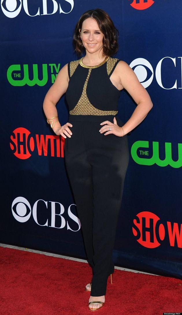Jennifer Love Hewitt's Jumpsuit Is All Kinds Of No