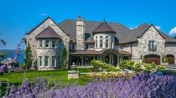 LOOK: Quebec's Most Expensive House Ever Sells For Half Of