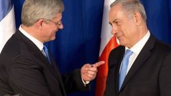 Tories Release Pro-Israel Ad Amid War In Gaza, But They Don't Want Everyone To See