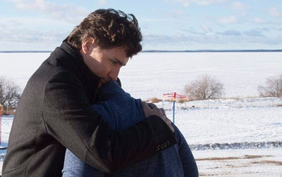 La Loche Shootings: Trudeau Says Government Will Support Community In 'Years To