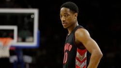 DeMar DeRozan To Join Teammate Lowry At NBA All-Star