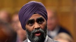 Sajjan Shrugs Off Calls For Stricter Supervision Of Military