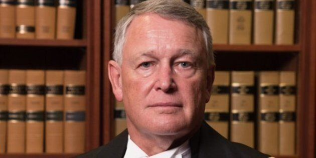 Robin Camp, Alberta Judge, 'Truly Sorry' About 'Keep Your Knees Together'