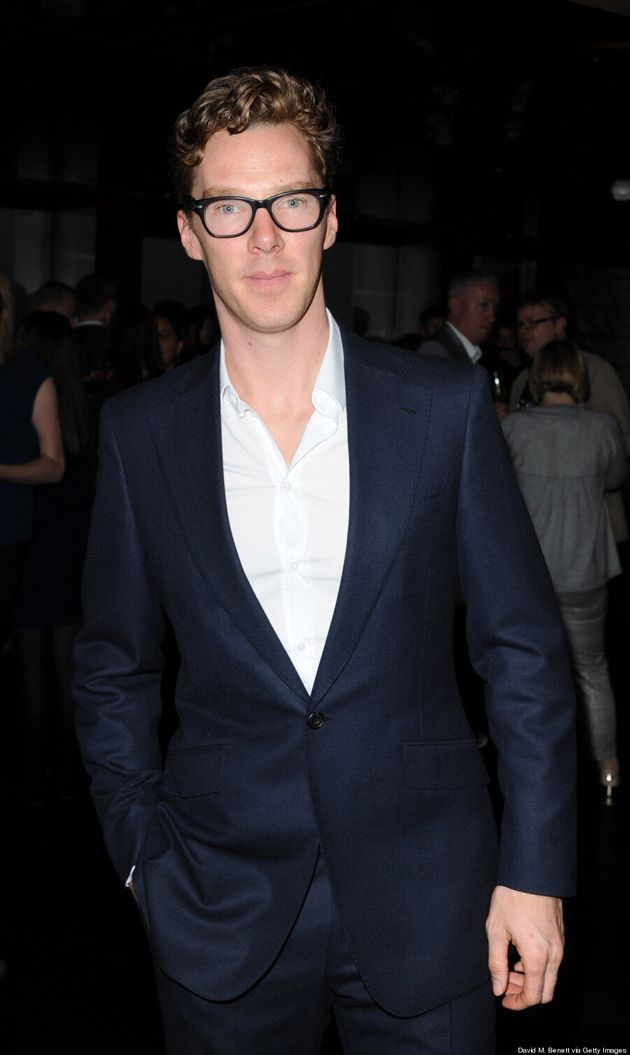 15 Times Benedict Cumberbatch's English Hotness Made Us
