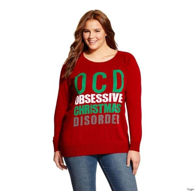 Target Under Fire For Its 'OCD' Christmas