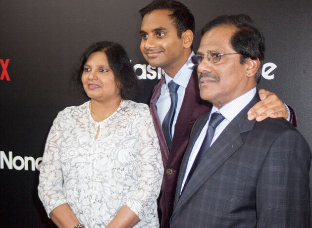 Aziz Ansari's Ode To His Parents Will Make You Tear