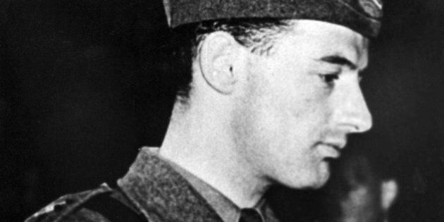 Swedish diplomat and World War II hero Raoul Wallenberg, is shown in this undated photo. Russia for the...
