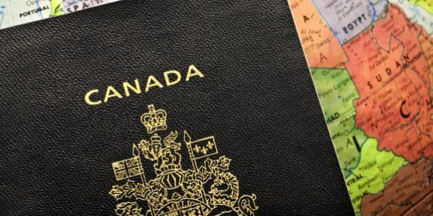 Canadian Passport Fraud Charges Laid On Ex-Government