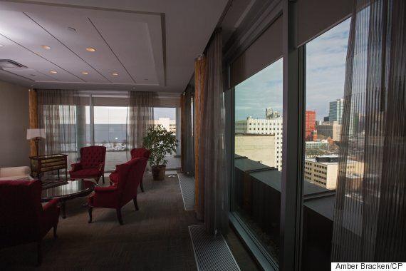 Alison Redford's Edmonton 'Sky Palace' Penthouse Is Now