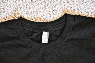With Wendy: How To Make A V-Neck From A