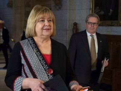 Liberals To Repeal Controversial Tory Union Bills C-377,