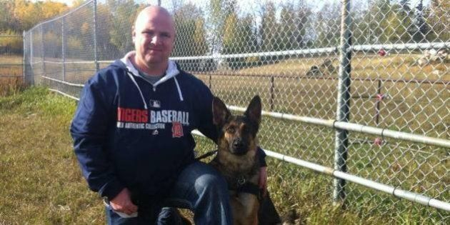 Jeffrey Yetman, Soldier With PTSD, Fights For Right To Have Service Dog On