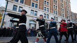PHOTOS: Thousands Honour Veterans In