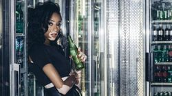 Winnie Harlow Makes A Splash In New Modelling