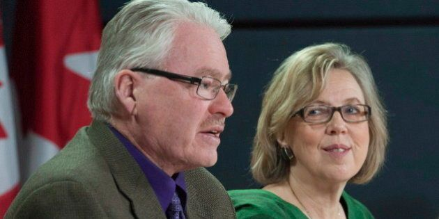 Green Party Talks 2015 Federal Election Strategy As Convention
