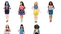 Mattel Unveils Three New Barbie Body