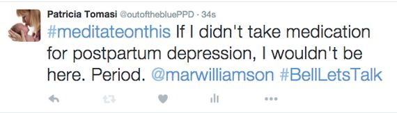 #MeditateOnThis: Twitter Campaign Shares Postpartum Depression