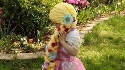 Disney Princess Wigs Bring Magic To Kids With