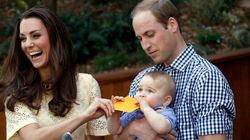 New Prince George Birthday Photos: Coming