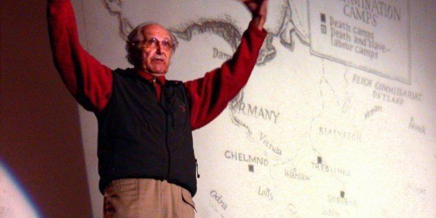 Holocaust Survivor Gives Last Talk To Students After 23