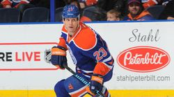 Oilers Player Says Military Father Made Him A Disciplined