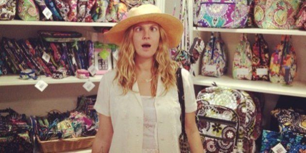Drew Barrymore's No-Makeup Instagram Selfie Proves She's As Glamorous As
