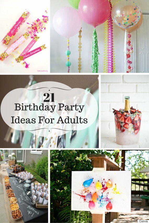 fun birthday ideas adults nj