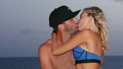 Paulina Gretzky's Steamy Bikini